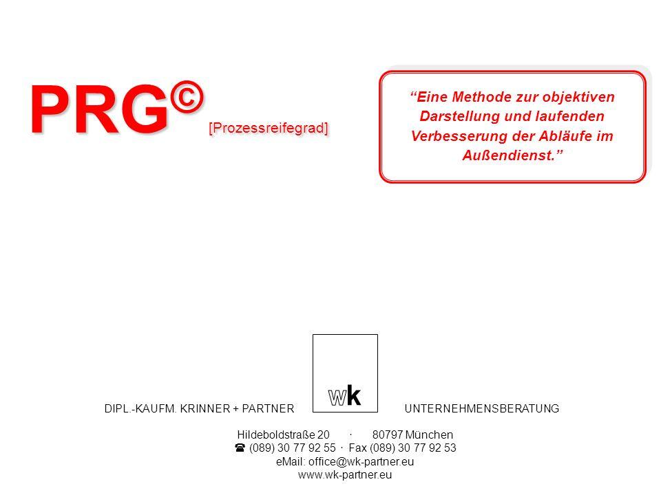 PRG© [Prozessreifegrad]